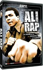 MUHAMMAD ALI RAP NEW DVD (Complete 1974 Rumble In The Jungle Vs George Foreman)