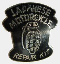 MOTORRAD Pin / Pins - JAPANESE MOTORCYCLE REPAIR KIT - Biker - Kult!!!