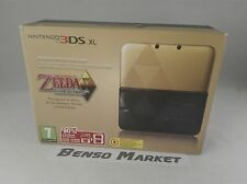CONSOLE NINTENDO 3DS XL LEGEND OF ZELDA A LINK BEETWEEN WORLDS LIMITED EDITION