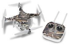 DJI Phantom 3 Drone Wrap RC Quadcopter Decal Sticker Custom Skin Accessory REAL