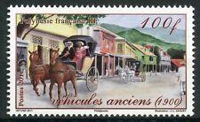 STAMP / TIMBRE POLYNESIE N° 950 ** VEHICULE ANCIEN / CABRIOLET TLIBURY
