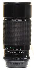 Sigma 75-200mm f/2.8-3.5 Fast Zoom Full Frame A Lens Pentax K-1
