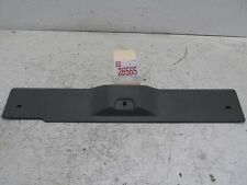 95 96 97 VOLVO 850 REAR TRUNK FLOOR SILL PLATE PANEL MOLDING INNER COVER OEM