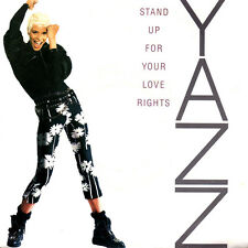 YAZZ 12'' Stand Up For Your Love Rights - BELGIUM