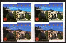 Canada 1998 Sc1756  Mi1718 3.60 MiEu 1 block  mnh  University of Ottawa