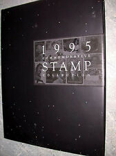 1995 USA USPS COMMEMORATIVE STAMP COLLECTION BOOK STAMPS INCLUDED STILL SEALED