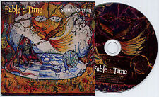 SHAMA RAHMAN Fable Time 2013 UK 8-trk promo test CD