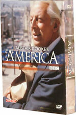 Alistair Alastair Cookes Cooke's America BBC 4 DVD NEW