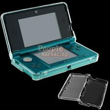 P4PM Hard Clear Crystal Guard Case Cover Protector for Nintendo 3DS XL LL