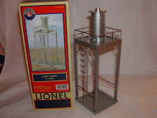 Lionel 6-14255 Sand Tower Train Accessory O-27 New Sand Tower Mint Carton dented