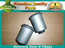 2 FRONT LOWER CONTROL ARM BUSHING GMC CANYON 4WD 04-08 HUMMER H3 07-12