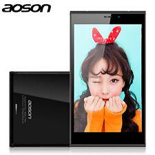 Aoson M706T 7'' Slim Two Side Mirror 3G Phone Dual SIM/Cam Phablet Wifi Tablet