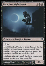 MTG VAMPIRE NIGHTHAWK ASIAN EXC - VAMPIRO FALCO NOTTURNO - ZEN - MAGIC