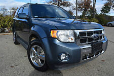 2012 Ford Escape LIMITED-EDITION(TOP OF LINE) Sport  Utility 4-Door