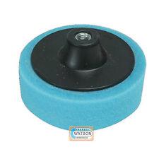 150mm BLAU Medium Polier- Schwamm für Compoundierung Zellulose und Acrylics Auto