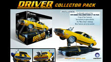 Driver San Francisco Collector's Pack Edition with Car Statue Figure PS3