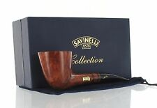 Savinelli Collection - Pipe of The Year 2016 Dublin Smooth Brown Made in Italy
