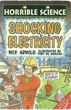 Horrible Science Book - SHOCKING ELECTRICITY