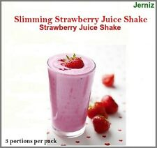 Strawberry Juice Powder Slimming Shake-Cleanse&Slim plus 6 free Berry capsules