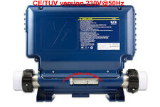 Aeware by Gecko new Y SERIE (230V@50Hz version) spa pack control IN.YT-7 outputs
