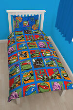 Teenage Mutant Ninja Turtles Team Kinder Bettwäsche Kinder Set Kids 135x200 neu
