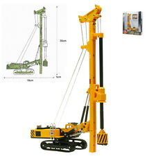 Spin Drilling Rig Machine Construction Equipment Model 1/64 Scale Diecast in box