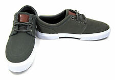 Polo Ralph Lauren Shoes Faxon Low Canvas Deep Gray/White/Black Sneakers Size 7