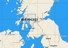 C-Map NT+ M-EW-C023 LOCAL C-CARD Chart FIRTH OF CLYDE