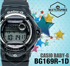 Casio Baby-G Alarm Ladies Sport Watch BG169R-1D