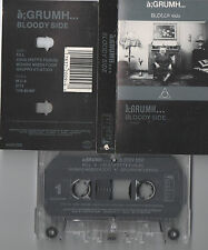 a;GRUMH... - Bloody Side - cassette BIUSCS 2009