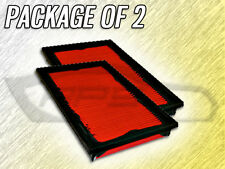 AIR FILTER AF5257 FOR 1998 1999 2000 2001 2002 MAZDA 626 PACKAGE OF TWO