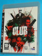 The Club - Sony Playstation 3 PS3 - PAL