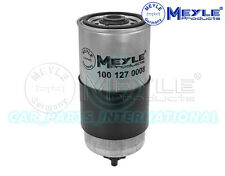 Meyle Fuel Filter, Screw-on Filter 100 127 0008