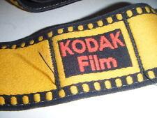 VINTAGE  retro  KODAK Film  WIDE STYLE CAMERA STRAP
