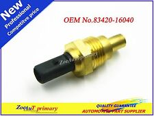 New Engine Coolant Temperature Switch/Sensor 83420-16040 For Toyota and Lexus