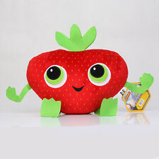 Cloudy With A Chance Of Meatballs 2 Strawberry Berry Stuffed Plush Toy Doll Gift