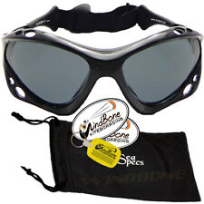 SeaSpecs Jet Specs Black Water Sport Polarized Sunglasses Active Watersport Ski