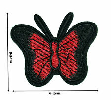 Butterfly Iron Sew On Embroidered Patch Badge Patches Logo Fancy Badges #331