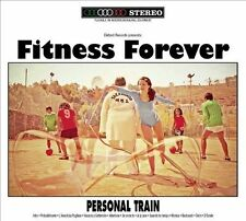Personal Train [Digipak] by Fitness Forever (CD, Jan...