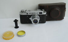 FED 2 Early Version USSR Russian Leica copy Camera + FED lens #095676