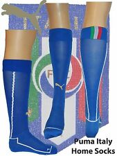 Italy Home  Football Socks Royal Blue ;UK 9-11;US 10-12 ;Euro 43-46;Adults