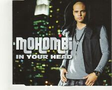 (GV309) Mohombi, In Your Head - 2011 DJ CD