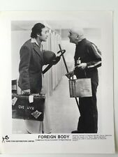 Foreign Body 1986 Movie Still / Lobby Card - Victor Banerjee Warren Mitchell
