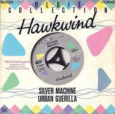 "7"" Hawkwind (Lemmy-Motörhead) – Silver Machine / Urban Guerilla / Oldie Collect."