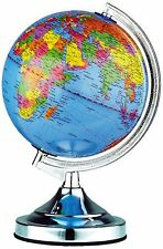 Office Desk Lamp Atlas World Map Earth Globe Touch Light Table Lamp Home Decor