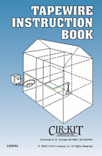 Cir-Kit Concepts Dollhouse Tapewire Electric Lighting Book #CK1015