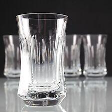 4 Becher Villeroy & Boch V & B Kristall Gläser Ambassador Crystal Biergläser W6C