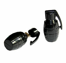 Grenade in black - Computer USB Stick with 8 GB memory / USB 3.0 Flash Drive