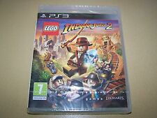 LEGO Indiana Jones 2: The Adventure Continues **New and Sealed**