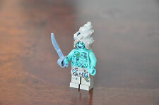 1x LEGO Minifig Minifigure Pirates of the Caribbean - Hadras with sword Like NEW